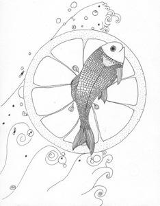 Illustraciones para un libro de cocina 2009