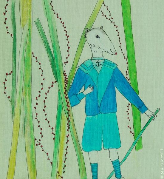Kleng in the bog