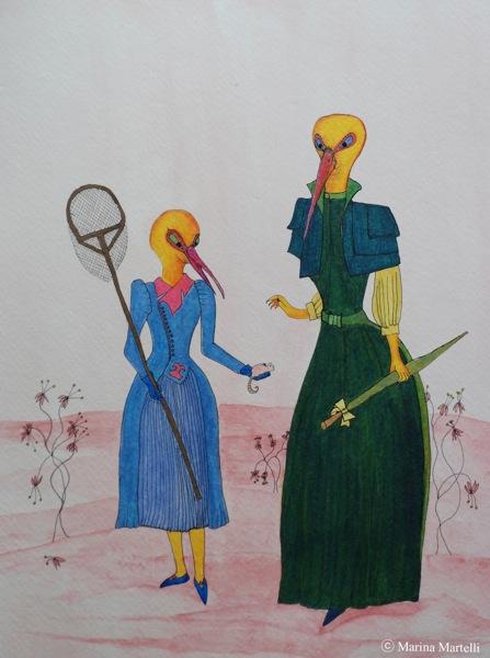 Ligia & Fedra