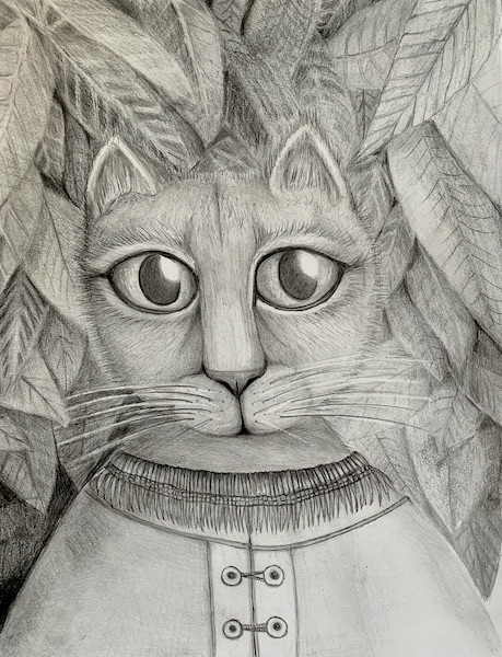 Portrait of Mr. Cougar